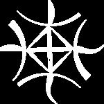 whiteDenkyem Logo III